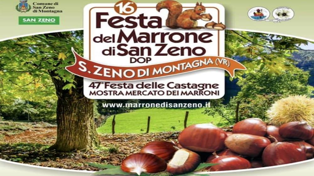 A San Zeno di Montagna la grande Festa delle Castagne e mostra-mercato del marrone DOP - Verona Sera