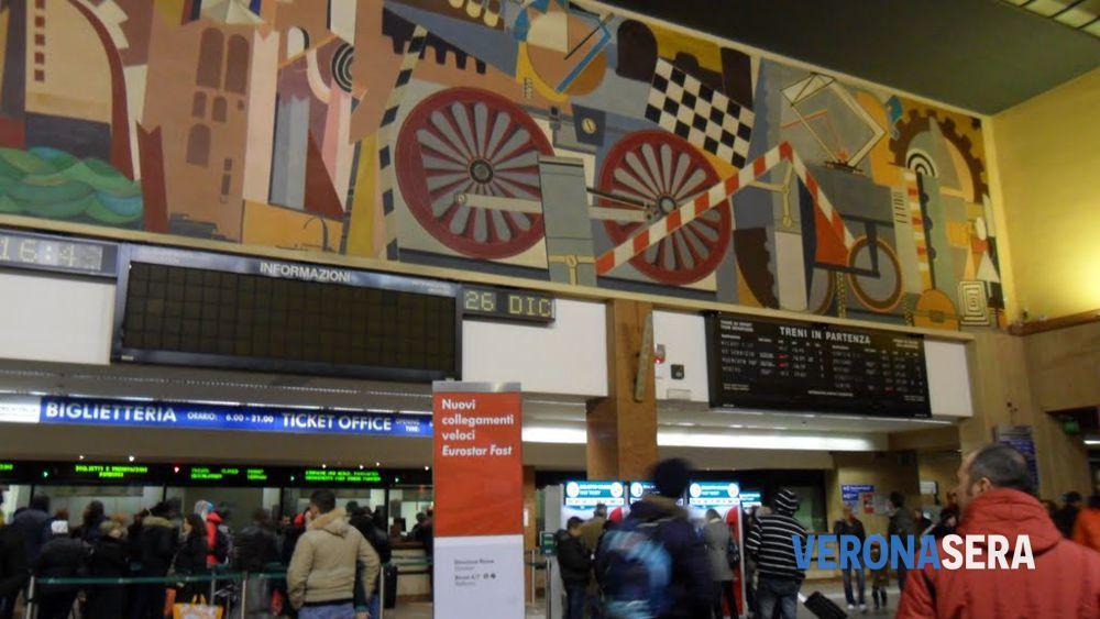 Verona sporcizia degrado zero assistenza code porta - Partenze treni verona porta nuova ...