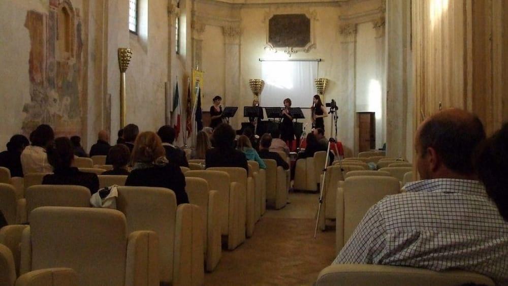 Le promesse della musica classica a bardolino con il for Casa discografica musica classica