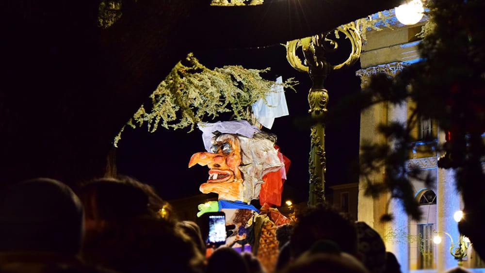 Brusa la Vecia 2017 a Verona