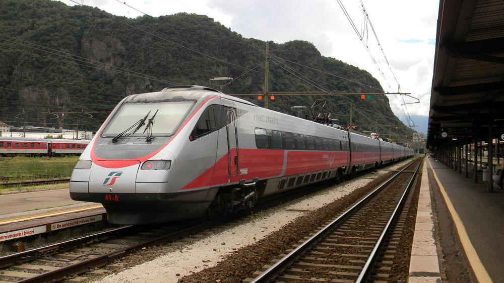 Nuova rotta dalla stazione di porta nuova pronta a - Partenze treni verona porta nuova ...