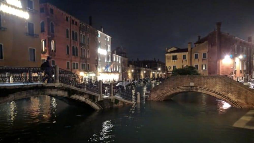 Zaia elogia il giovane elettricista di Peschiera del Garda accorso in aiuto di Venezia - Verona Sera