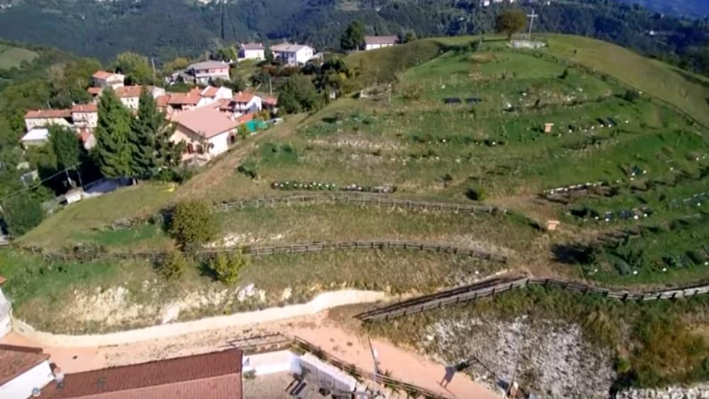 Gli angoli verdi della provincia di verona il giardino di for Foto angoli giardino