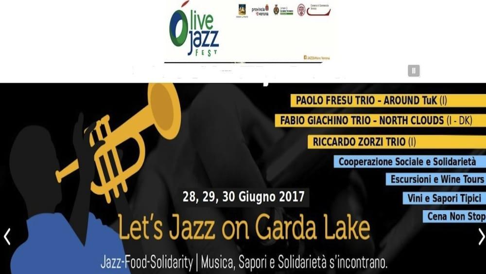 """""""O Live Jazz Fest"""" a Cavaion Veronese nel segno della buona ... - Verona Sera"""