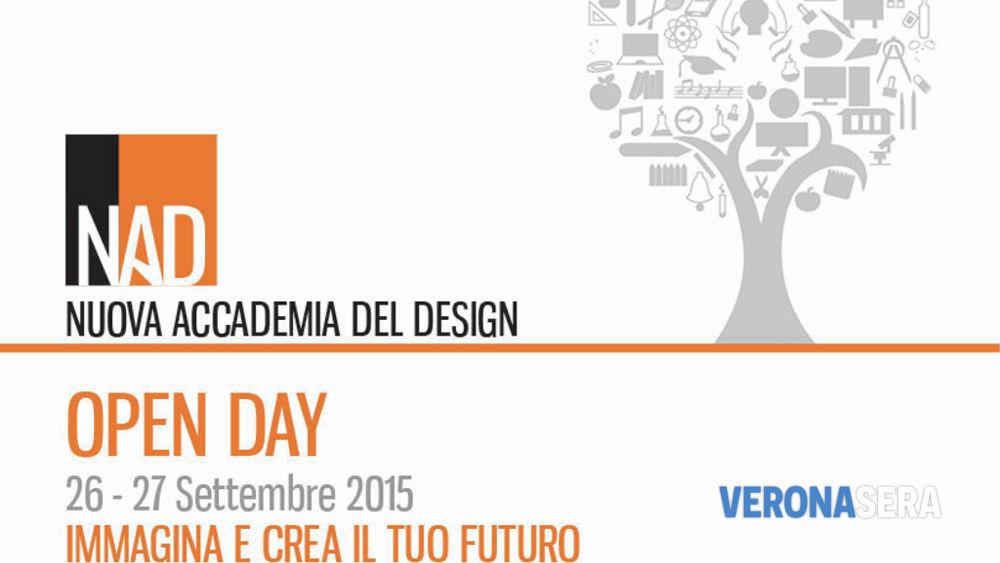 Open day accademia del design 26 27 settembre eventi a verona for Accademia del design milano