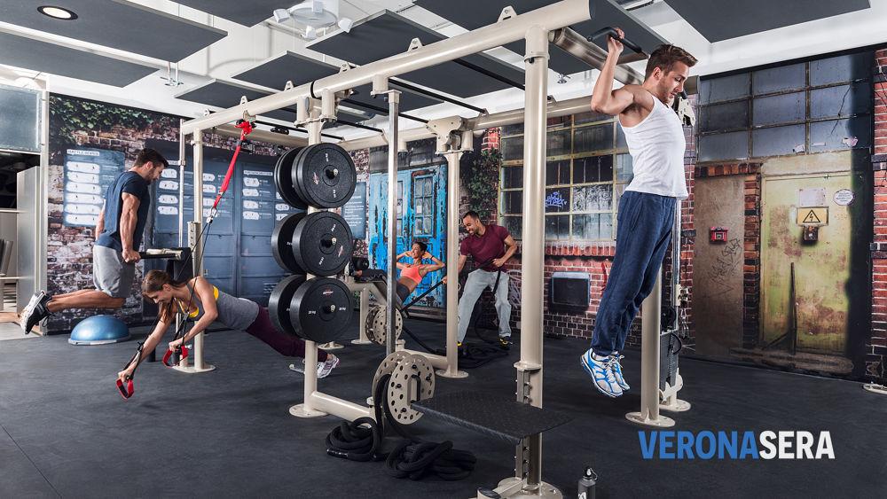 Dana gym promo - 4 10