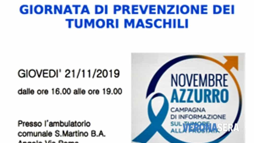 mese azzurro novembre prostata napoli 2