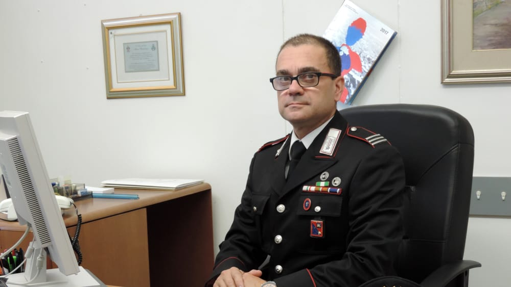 San Giovanni Ilarione, il comando dei carabinieri passa a Marco ... - Verona Sera