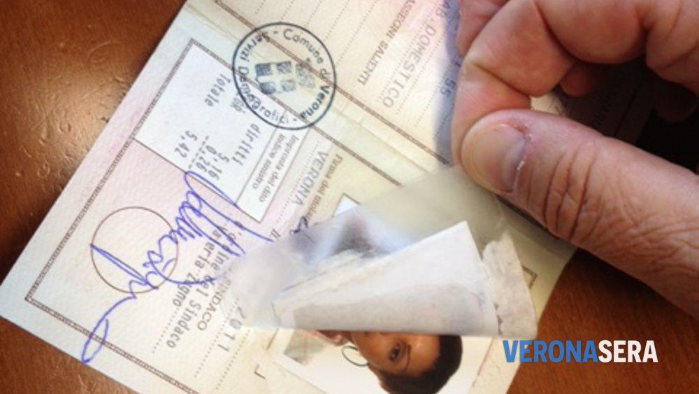 Verona, scambi di persona e documenti falsi per passare il test e ...