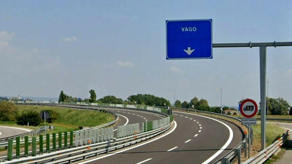 Tangenziale Sud, lo svincolo di Vago di Lavagno chiude per ...